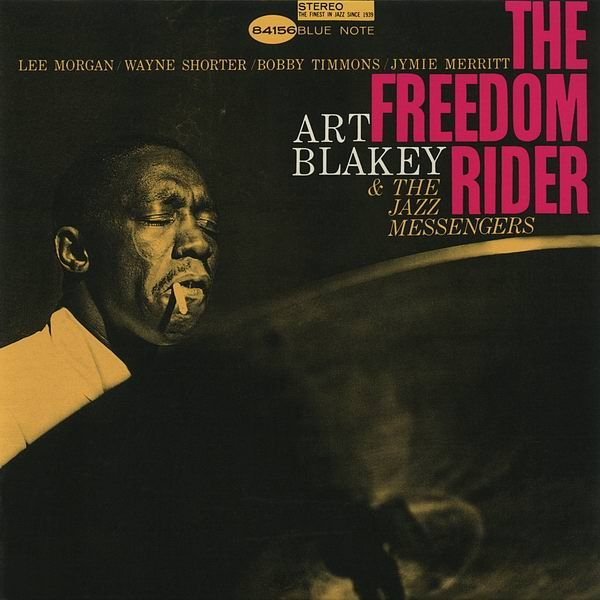 These old blue note covers had the best layout and pictures. Often imitated.