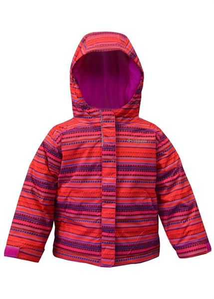 Куртка детская розовая