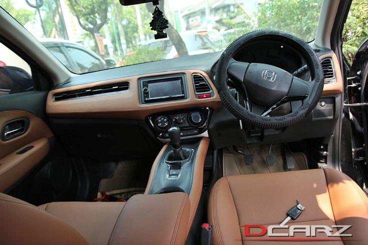 Pin Oleh Campervan Preachaman Di Honda Hr V Customized Interior Mobil Mobil Konsep Modifikasi Mobil