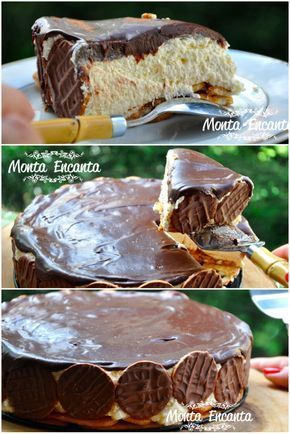 Sobremesa da Páscoa? Torta Holandesa com textura macia, bem levinha, sabor delicado. Não tem aquele gosto 'pesadão' de manteiga. Com certeza ela fará o maior sucesso!