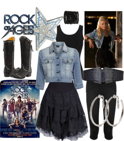 Rock Of Ages-Julianne Hough