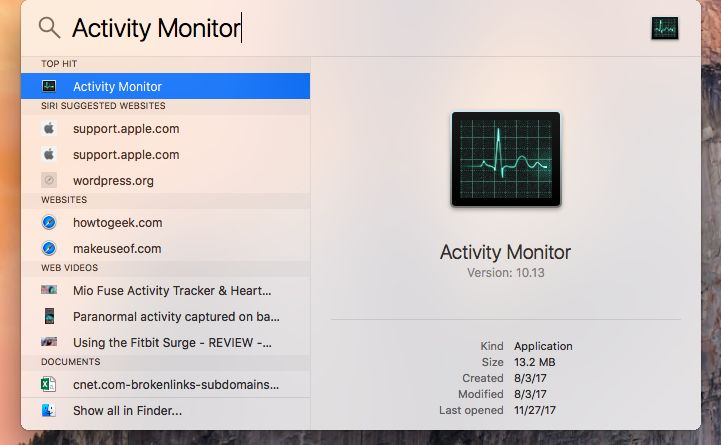 Mac Task Manager | How to Use Mac Activity Monitor? | Webeeky