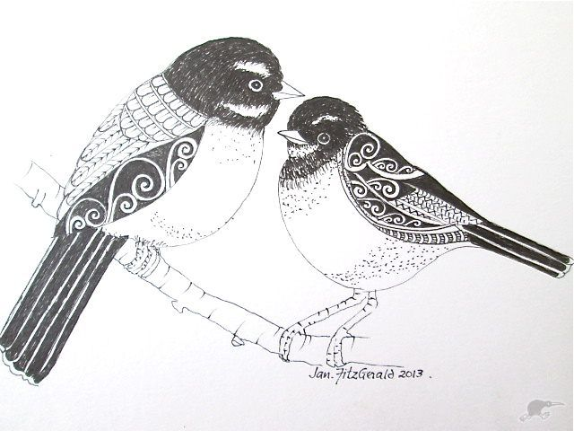 Line Art Of Birds : Shakira bird by abswillowfan on deviantart