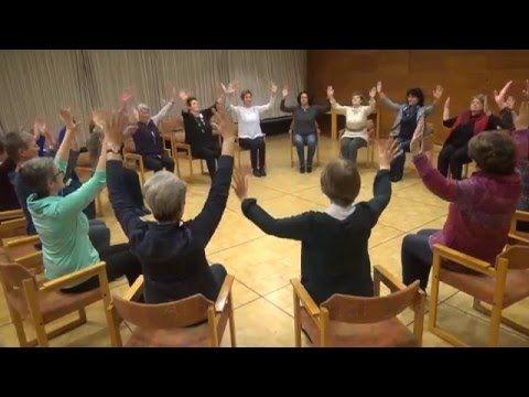 Tanzen im Sitzen - Blues-Tipp
