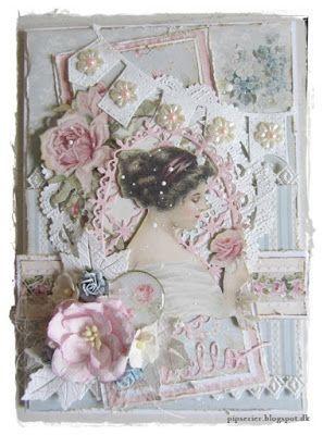 Pipserier: Femi/romantisk tøsekort...