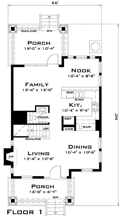 c7fbf996c20d63dcd4713a1b21d92cd5--narrow-house-small-house-plans Narrow Lot House Plans Over Garage on cottage house plans, colonial house plans, one story house plans, country house plans, southwest house plans, seaside house plans, bungalow house plans, luxury house plans, energy efficient house plans, open small house plans, simple house plans, old new orleans house plans, 25' wide house plans, craftsman house plans, charleston house plans, townhouse house plans, european house plans, mediterranean house plans, traditional house plans,