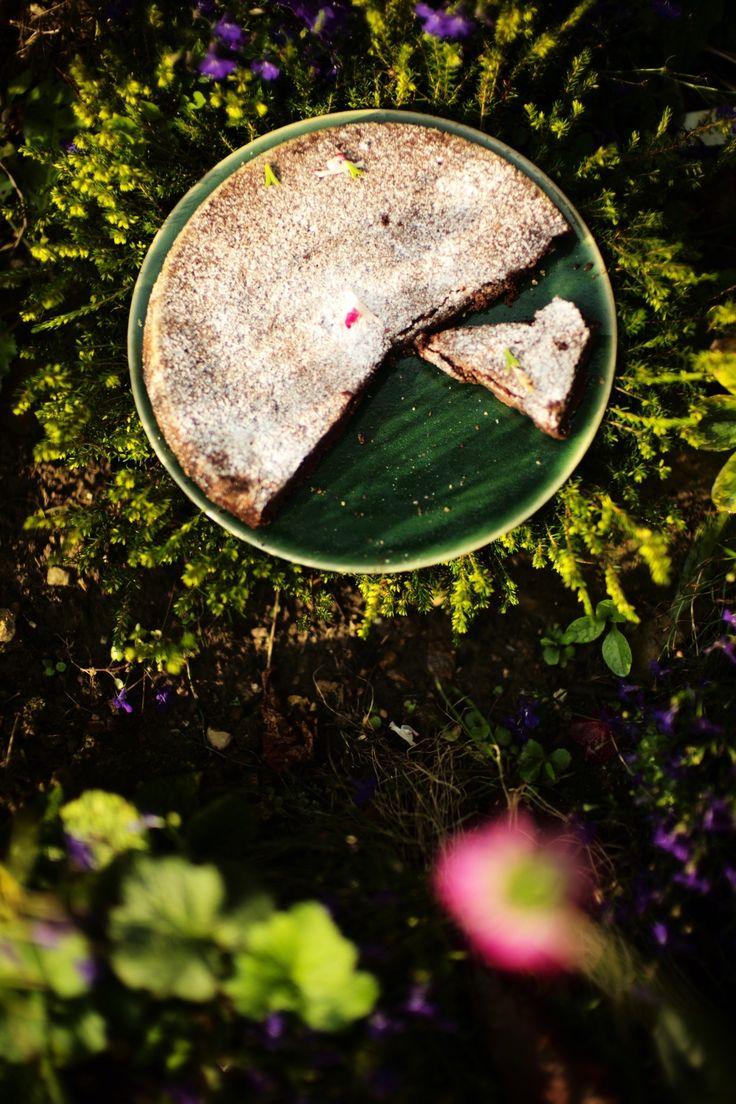 шоколадный пирог от Марины