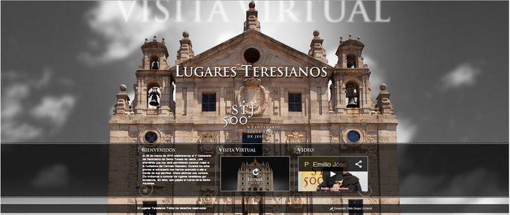 Acceso a las actas del simposio: 'Santa Teresa, el mundo teresiano y el Barroco' | Para vos nací