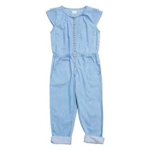 "MINI A TURE - Jumpsuit ""Charlot"" denim"