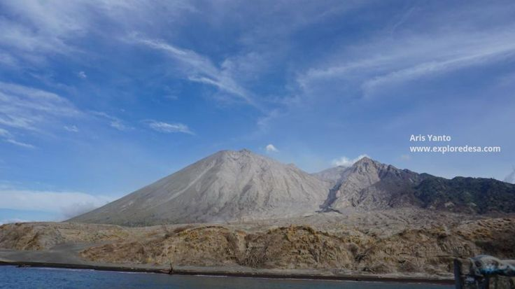 Mount Sangeang Api, locate at Sangeang Island. Bima Regency.  is a part of Pacific Ring of Fire  after Made Major Explosive Eruption spewed ash Column about 12-15km into the sky, looks like sub-Plinian eruption and also made Pyroclastic Flow into the sea. and No People Die during this Volcanic Eruption