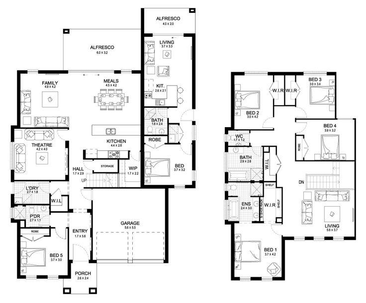 16 best meisenbacher homes images on pinterest latest for Dual living house plans