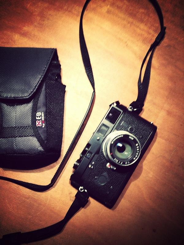 Leica M4-P, Jupiter8 2/50mm