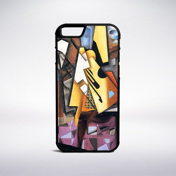 Juan Gris - Guitar On A Chair Phone Case – Muse Phone Cases