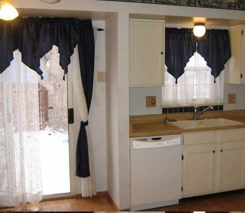 When Youu0027re On The Search For Kitchen Curtain Ideas, You Should Read This  Article. It Discusses Few Kitchen Curtain Ideas To Improve The Looks Of  Your ...