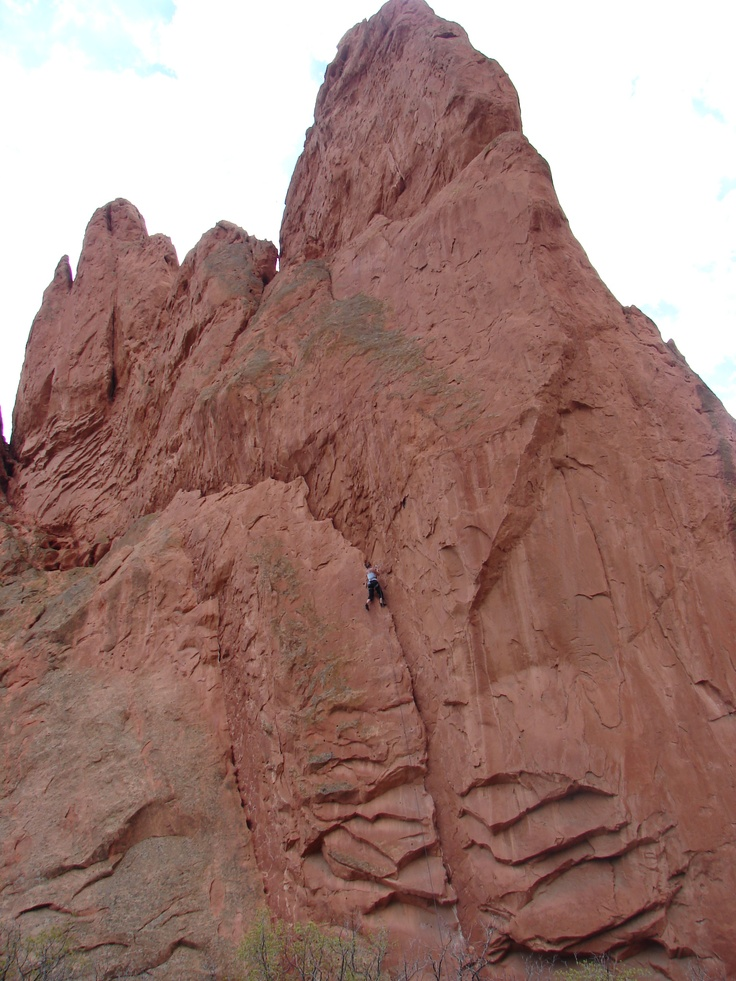 50 best images about garden of the gods on pinterest - Garden of the gods rock climbing ...