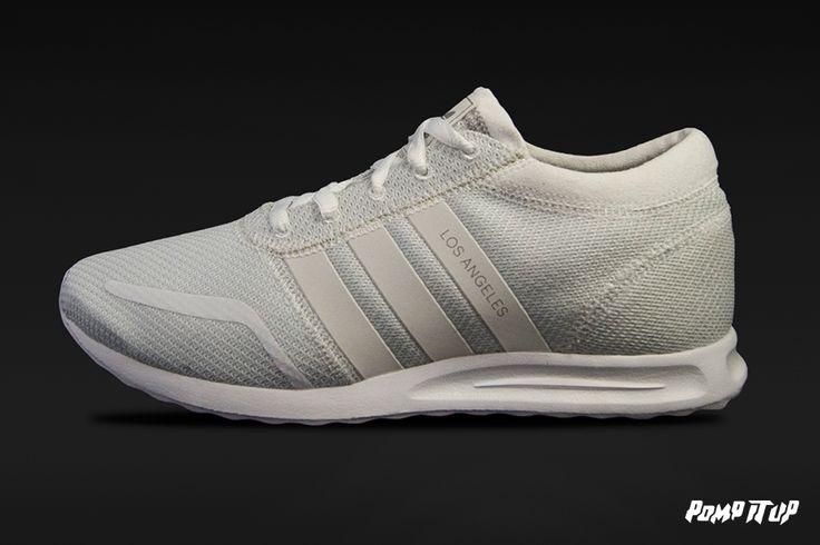Adidas Los Angeles (FTWWHT/FTWWHT/VINWHT) Sizes: 36 to 46 EUR Price: CHF 130.- #Adidas #LosAngeles #SneakersAddict #PompItUp #PompItUpShop #PompItUpCommunity #Switzerland