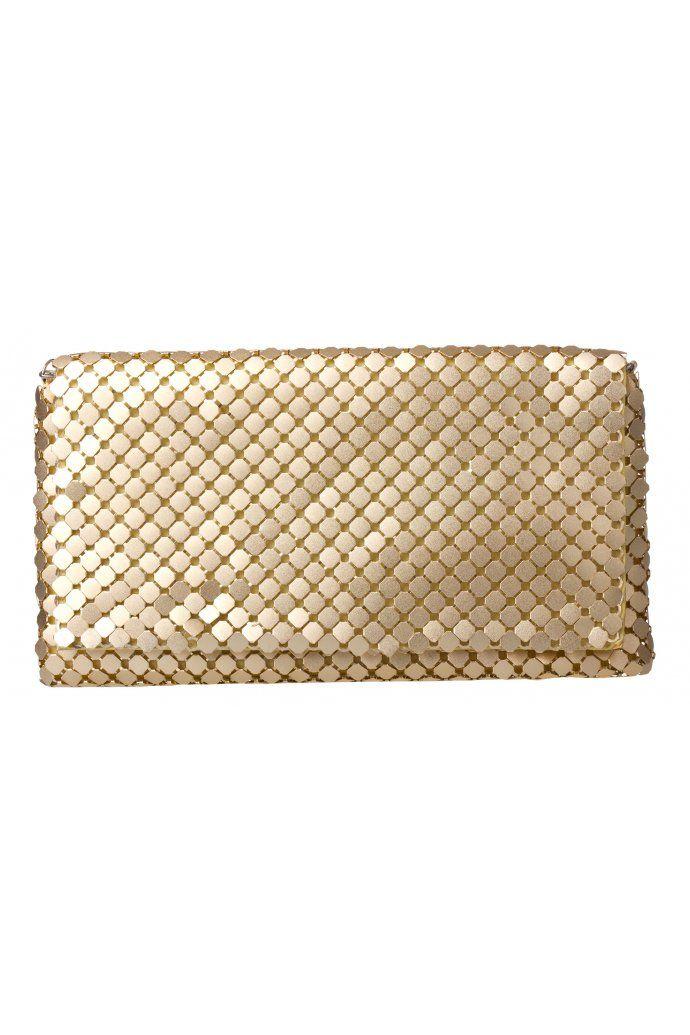 Chain Mail Clutch $34.75