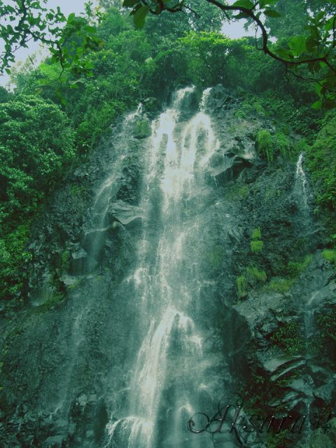curug cigamea Bogor