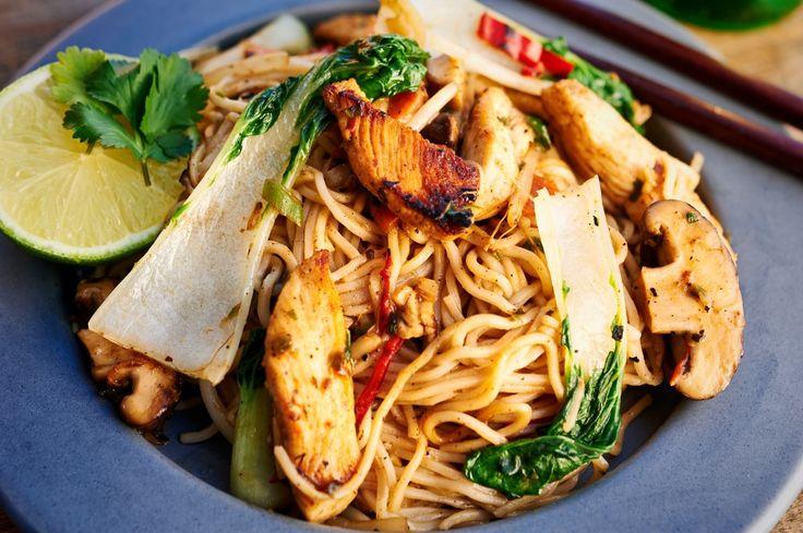Aziatisch koken: zelf Chow Mein maken, de klassieker uit China -