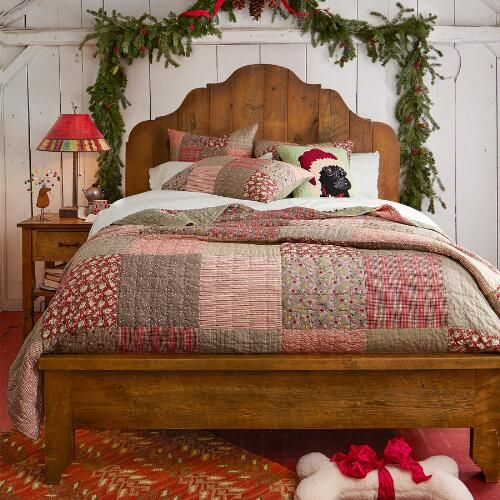 Another Pretty Headboard Antiques Pine Provence Bed From