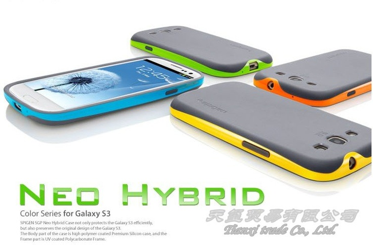 MOQ:1pcs, Lowest Price Bumblebee SGP NEO Hybrid Series TPU Case For Samsung Galaxy S3 SIII i9300 ,HK/China Free Shipping,B0055 on AliExpress.com. 5% off $5.49
