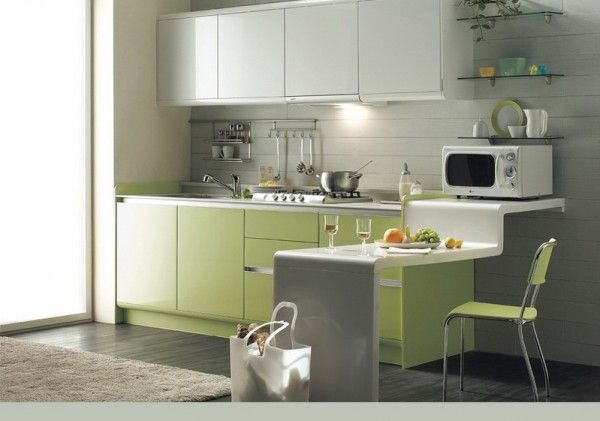 Designing Fabulous Small Kitchen Design