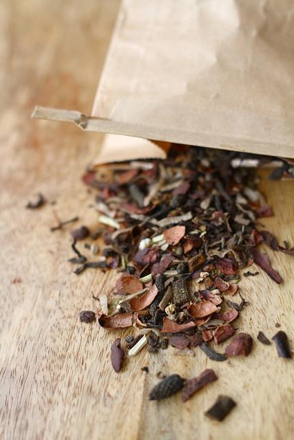 Fall tea blend