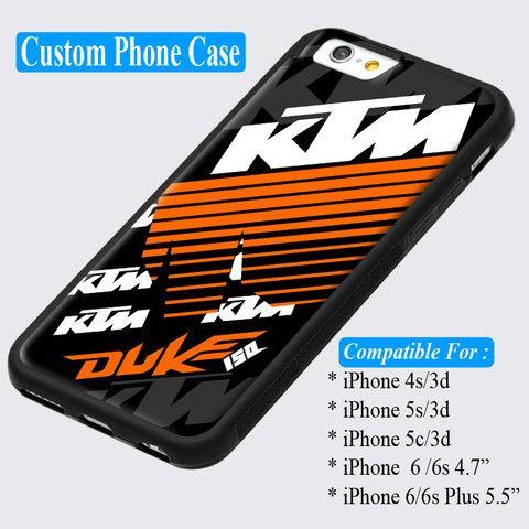 Ktm Duke 125 Factory Racing Stripe