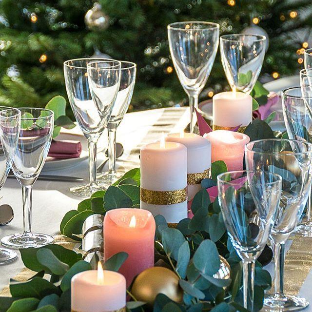 Genießt die Feiertage und umgebt Euch mit den Lieblingsmenschen. Frohe Weihnachten ihr lieben!✨ . . . . . #weihnachten #weihnachten2017 #tischdekoration #eukalyptusliebe #froheweihnachten #heiligabend #familienglück