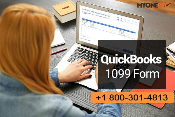 You can use QuickBooks to prepare and file your Form 1099-MISC with the IRS quickly and easily. Form 1099-MISC is an information tax form that you file with IRS when you pay $600 or more for goods or services from any individual or entity in a year. It is important to file the 1099-MISC with the IRS. For Getting more help QuickBooks 1099 Tax Form Dial Toll Free Number (800)301-4813