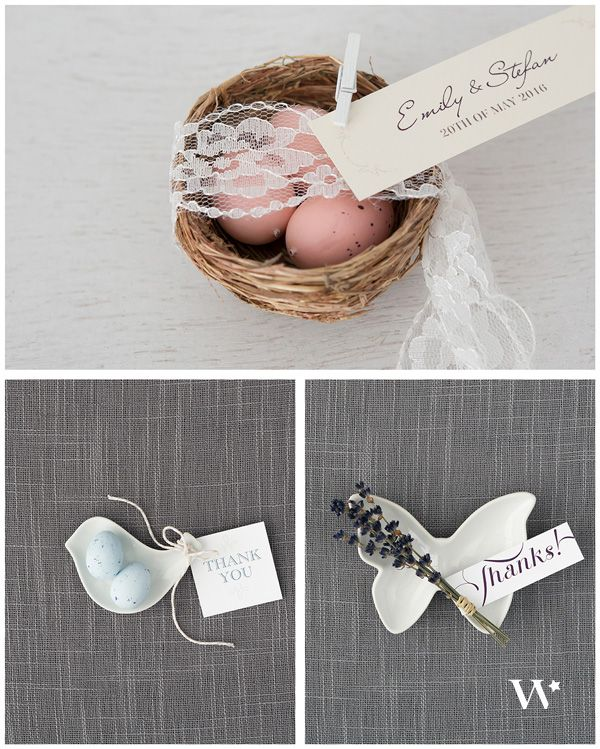 Wedding Guest Favors: A Little Something For Everyone
