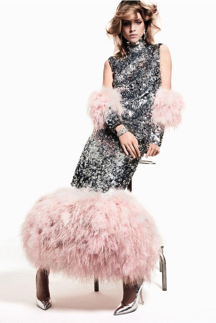 Harper's Bazaar China March 2017