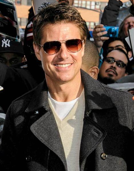 Näyttelijä Tom Cruise on yksi tunnetuimmista skientologeista.
