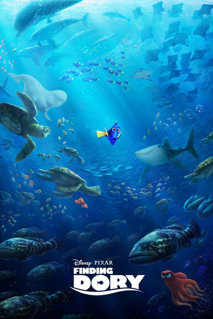 Finding Dory Full Movie Click Image to Watch Finding Dory (2016)
