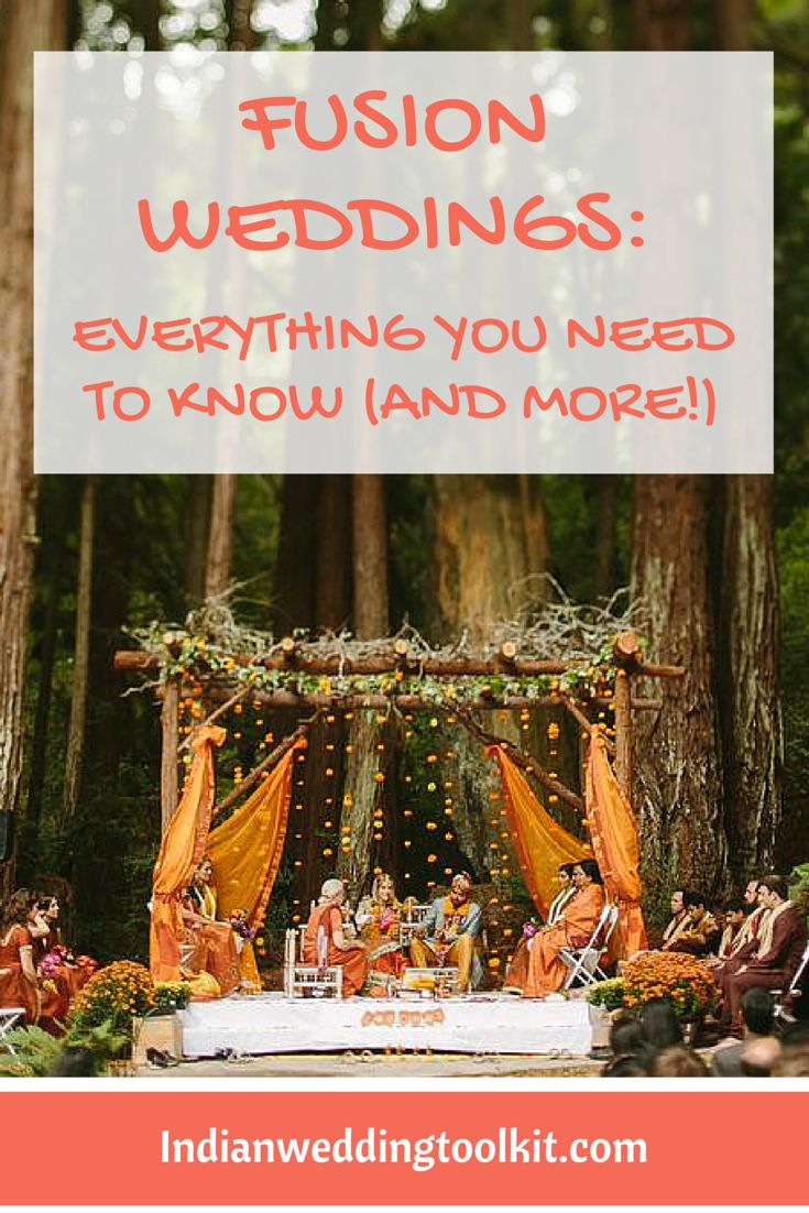 Fusion Weddings - Everything you need to know (and more!) |  Fusion wedding planning can sometimes be more diificult than indian wedding planning.  Check out this step-by-step fusion wedding planning guide to get fusion wedding ideas and how to execute them. Click through to download the free wedding planning guide!