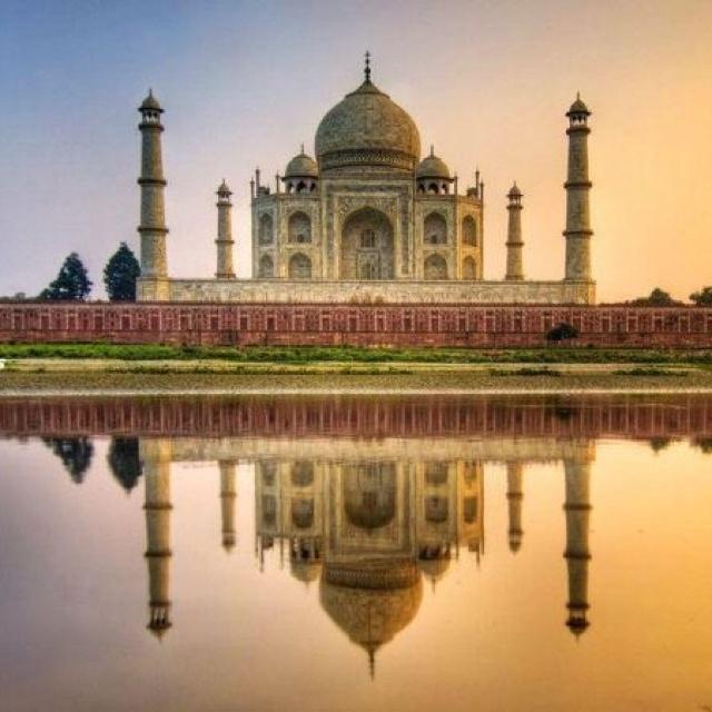 Taj Majal, Nueva Delhi, India