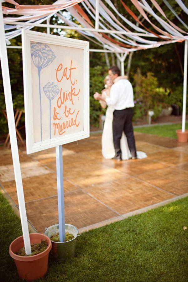 75 best images about wedding dance floor ideas on for Outdoor dance floor ideas