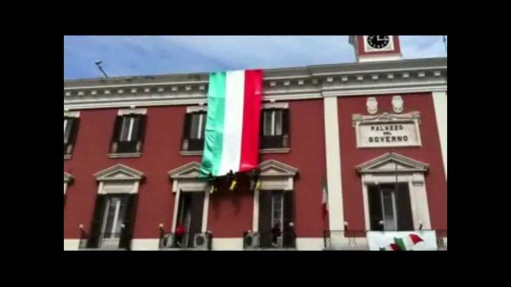 #ViPortoConMe - 150° Anniversario d'Italia a Bari 1861-2011