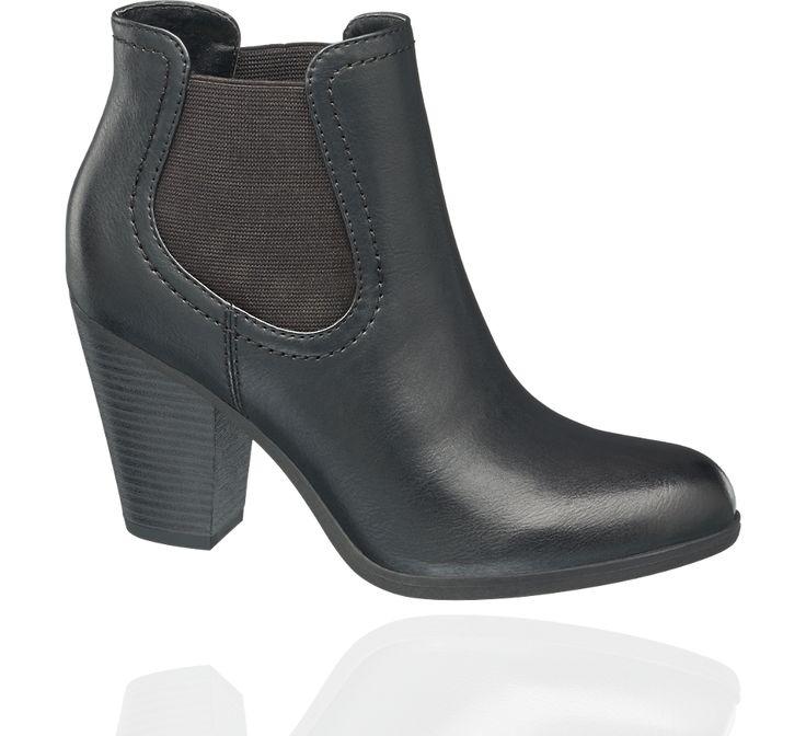 Funky Chelsea boots from Deichmann