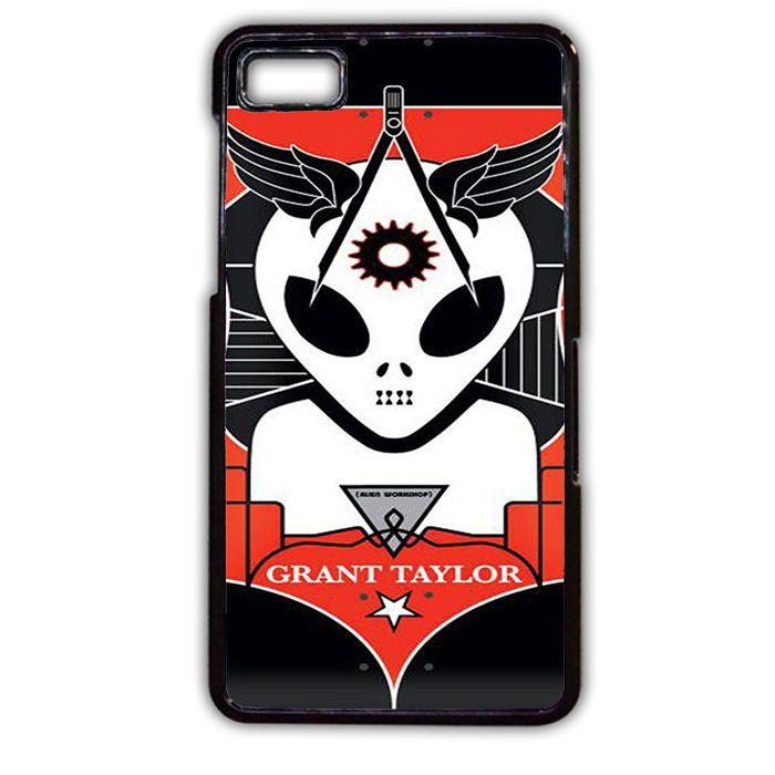 Alien Workshop Skateboard TATUM-575 Blackberry Phonecase Cover For Blackberry Q10, Blackberry Z10