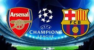 Prediksi Arsenal vs Barcelona 24 Februari 2016 UCL