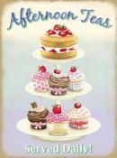 Cupcakes & Taart | METALEN BORDEN | SillySigns