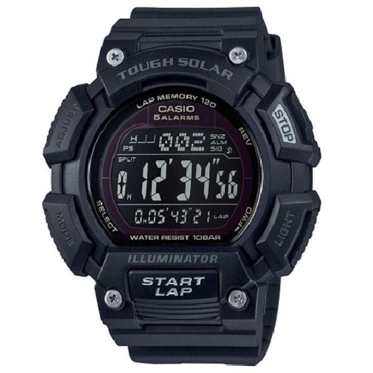 Reloj Casio Hombre Cronógrafo STL-S110H-1B2EF
