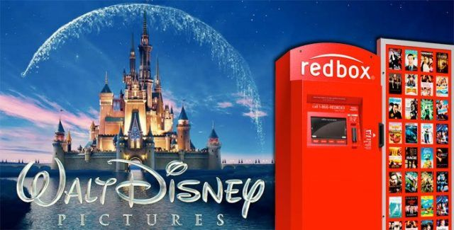 Why There Are No Disney Films on Redbox's New Streaming Service