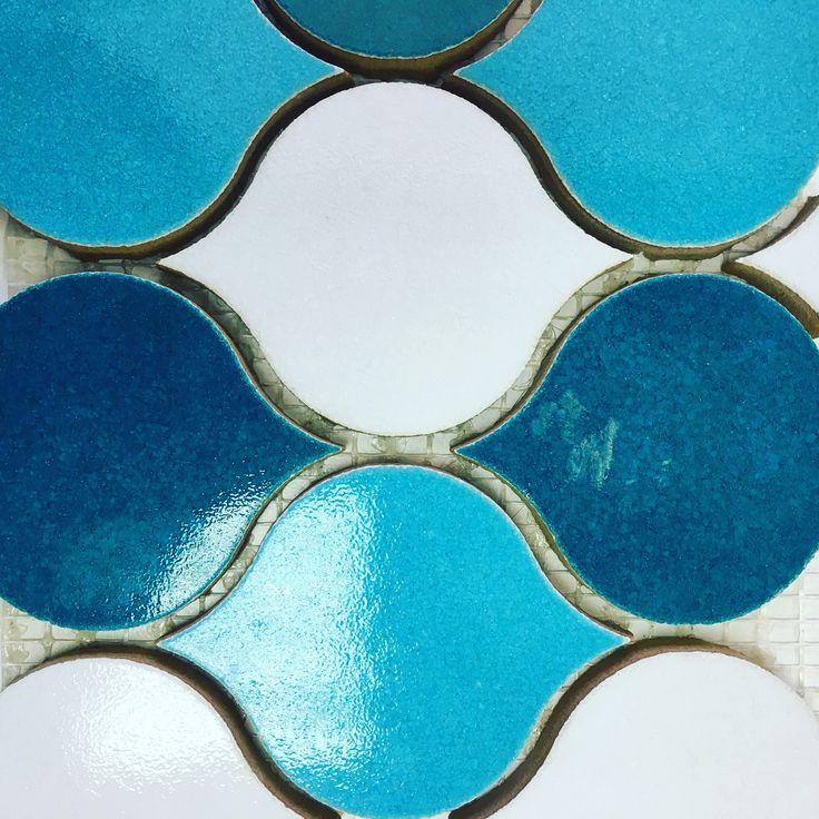 Moroccan tiles in Bucharest apartament design