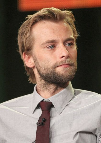 actor joe anderson | Joe Anderson Actor Joe Anderson speaks during 'The River' panel during ...