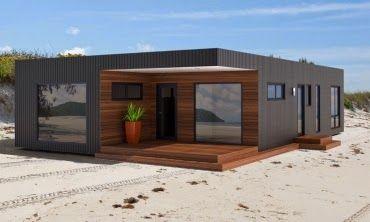 Prefab homes and modular homes in Australia: Anchor Homes