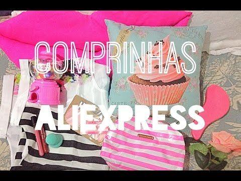 Comprinhas acumuladas Aliexpress #5