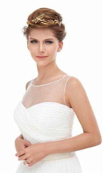 Ezgi Asaroğlu - ALL Wedding Magazine Pictorial [Turkey] (June 2013)