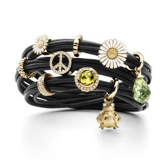 Kranz & Ziegler charm bracelets.  Will get one, but they really are so expensive